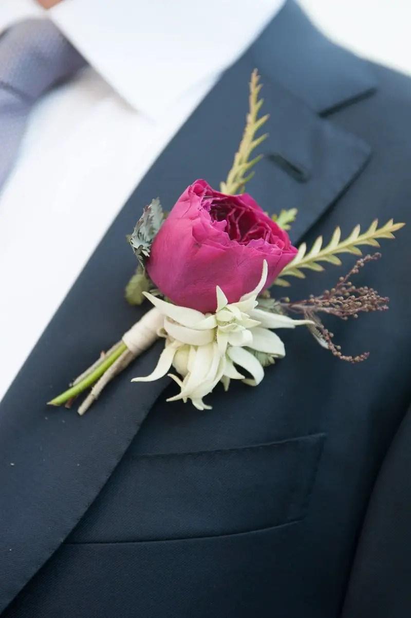 Wedding Boutonnieres Ideas