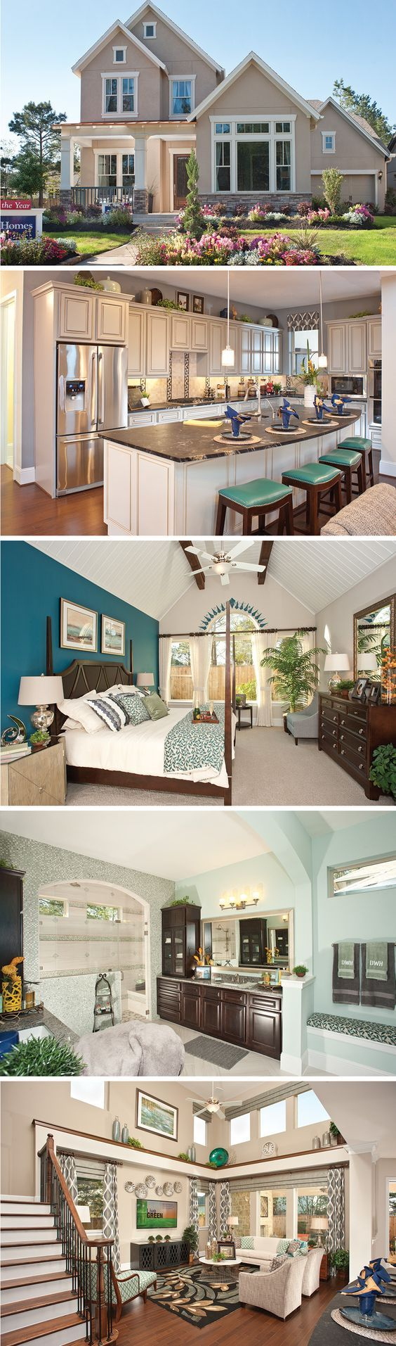 12 Amazing Interior House Color Combination Fit For Modern Living
