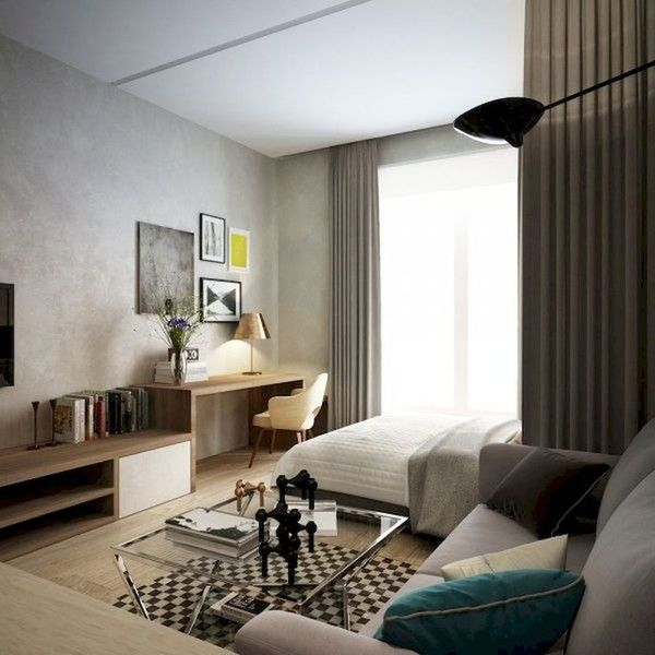 Spacious Look Apartment