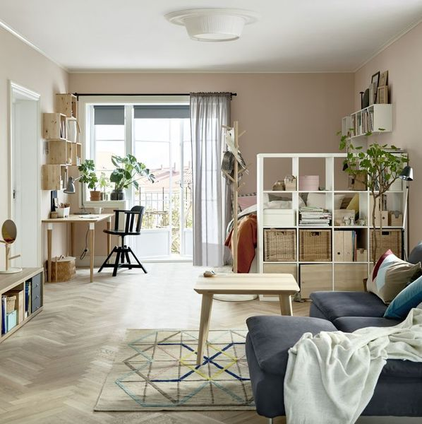 Warm Look Apartment