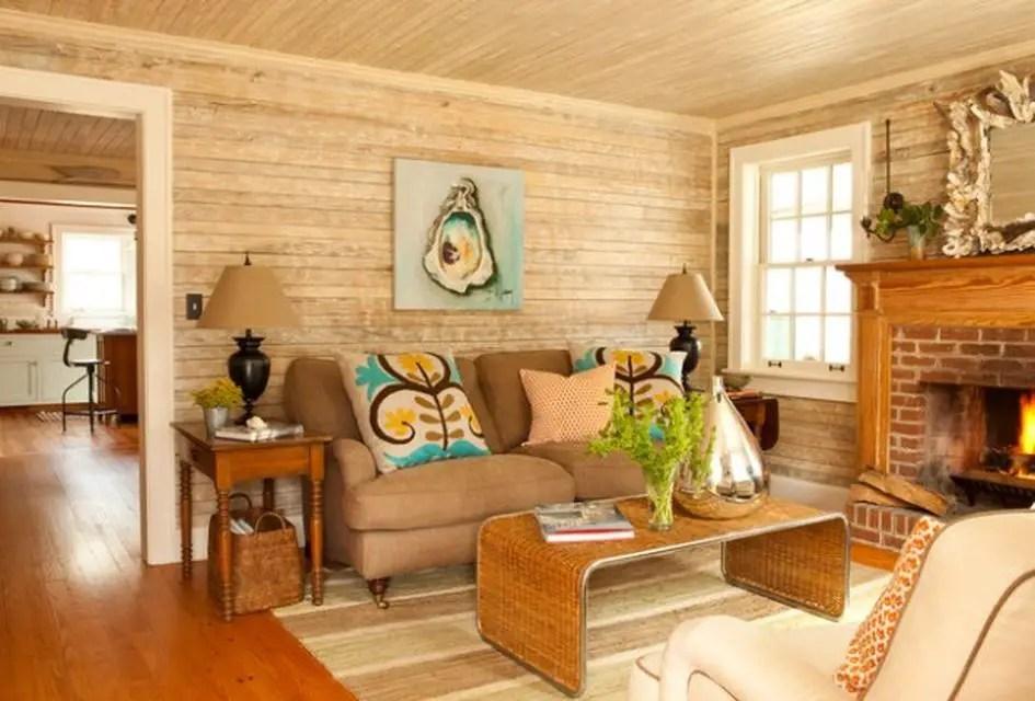 Cozy Coastal Cottage Interior Design Inspired By Ocean 13 ...