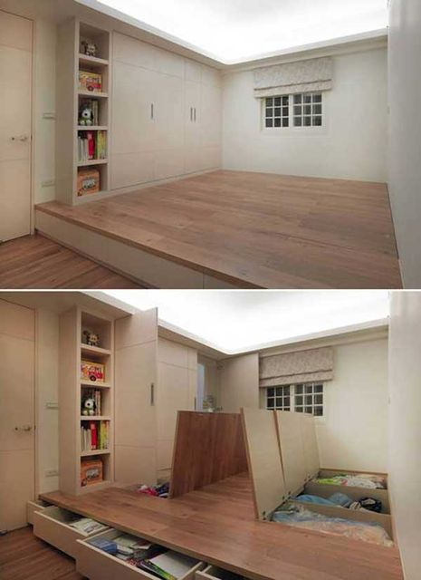 Space Saving Interiors Ideas That Will Amaze Us (14) Result
