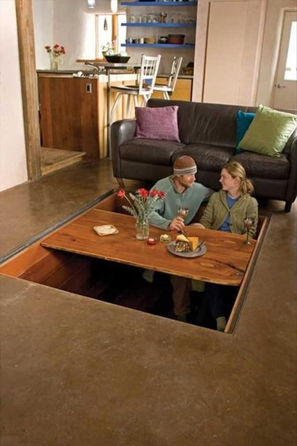 Space Saving Interiors Ideas That Will Amaze Us (18) Result