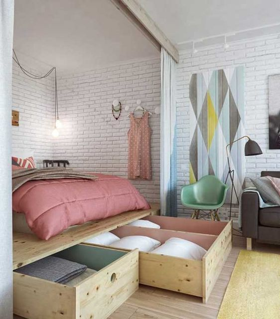 Space Saving Interiors Ideas That Will Amaze Us (9) Result