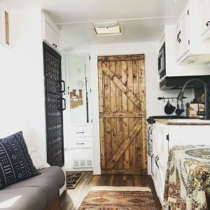 Eclectic Boho RV