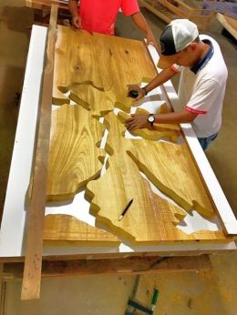 Amazing DIY Furniture Makeover Transformations 9