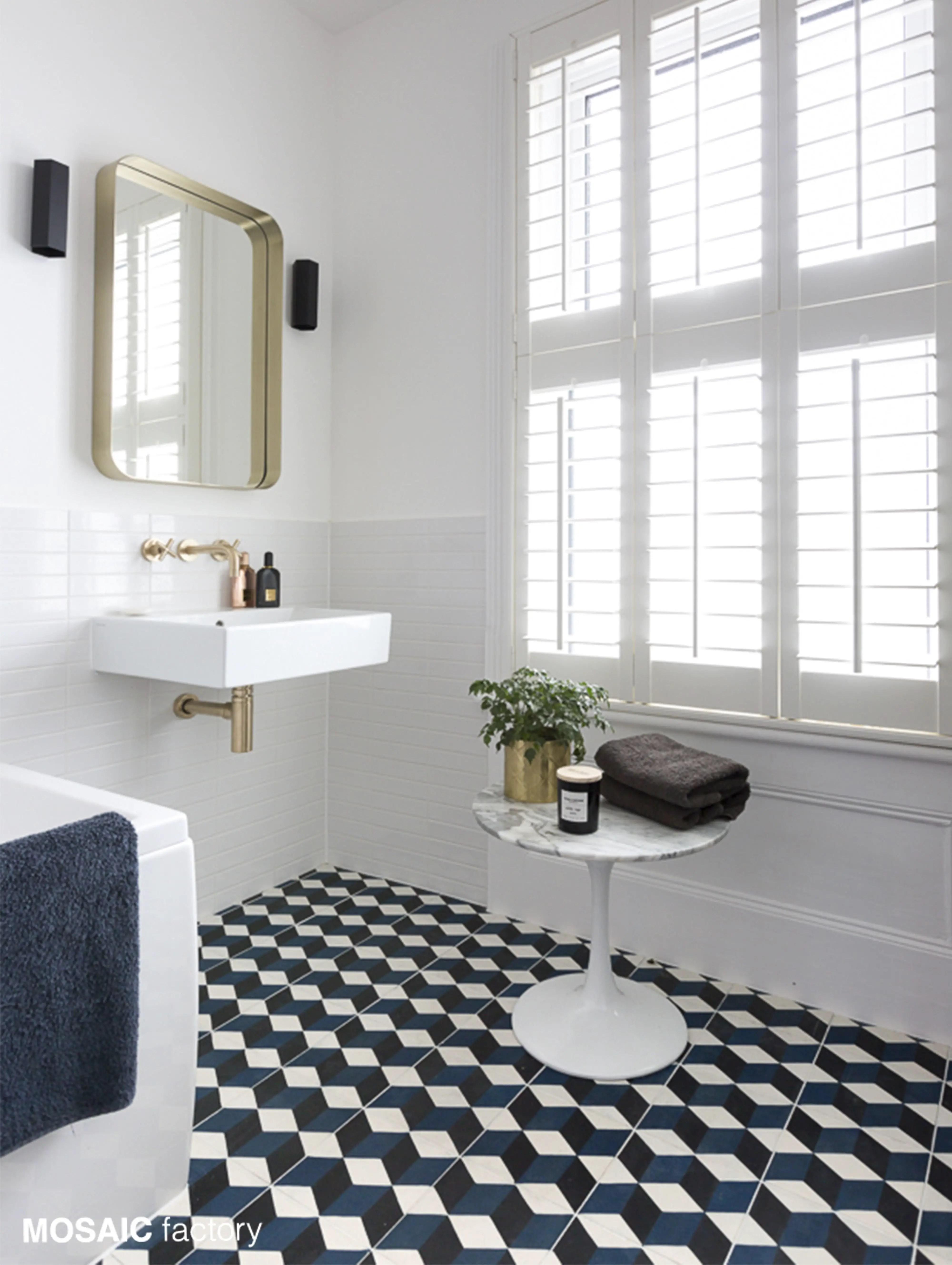 Bathroom Tile Ideas 26
