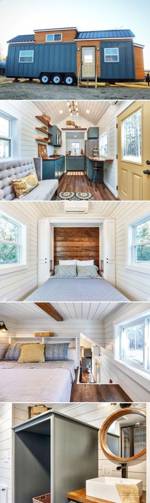 Beautiful Tiny House 27