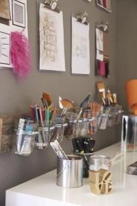 Craft Room Ideas 16