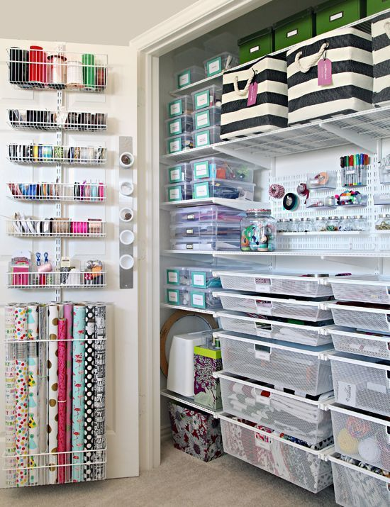 Craft Room Ideas 27