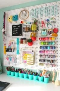 Craft Room Ideas 36