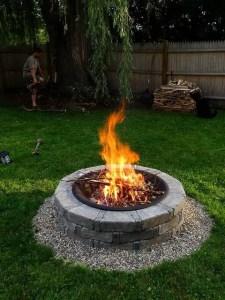 DIY Fire Pit 14