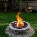 15 Easy DIY Fire Pit