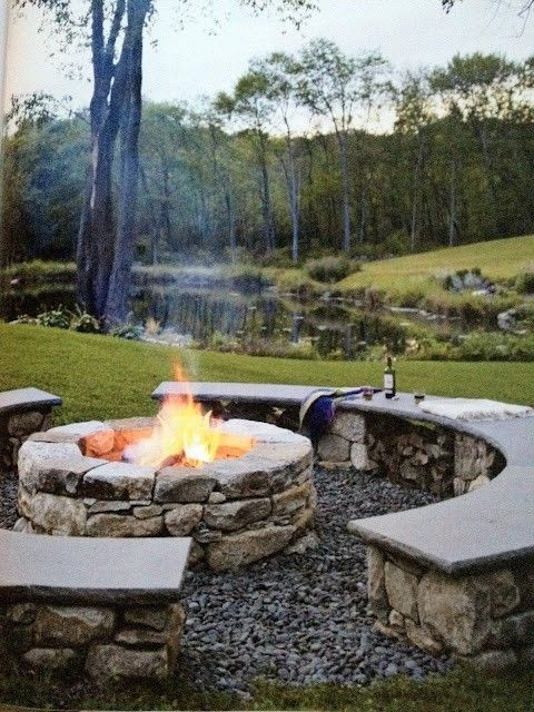 DIY Fire Pit 16