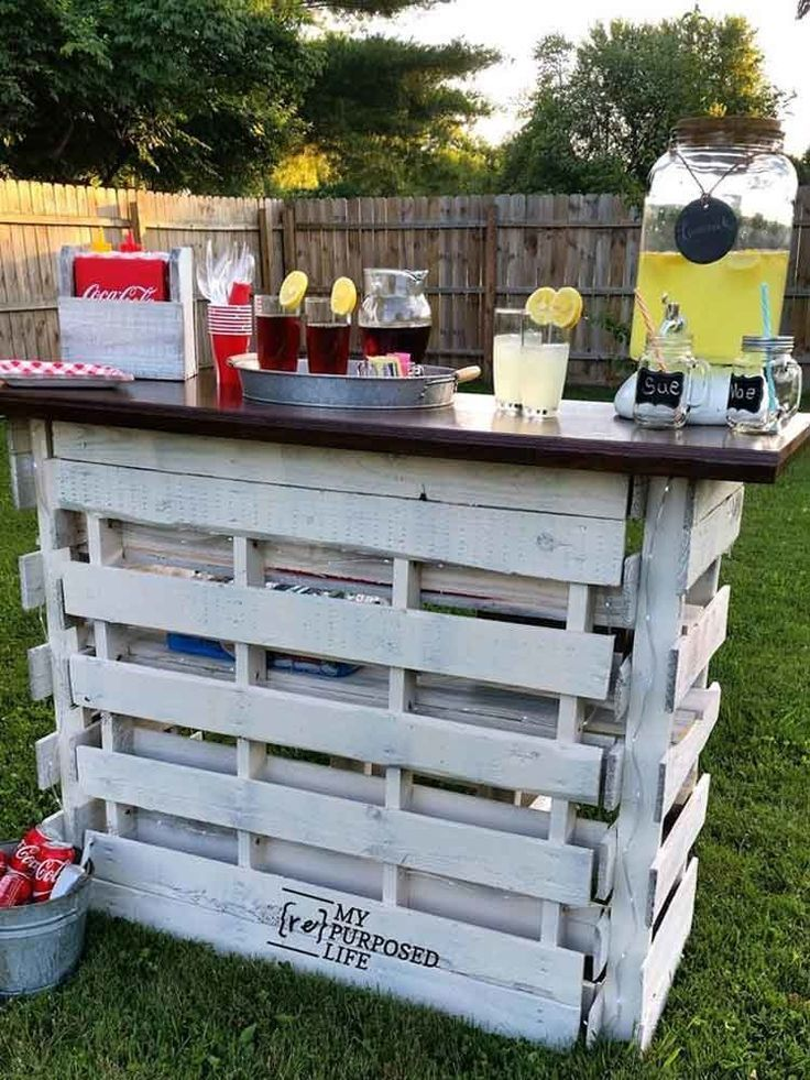 DIY Pallet Projects 11