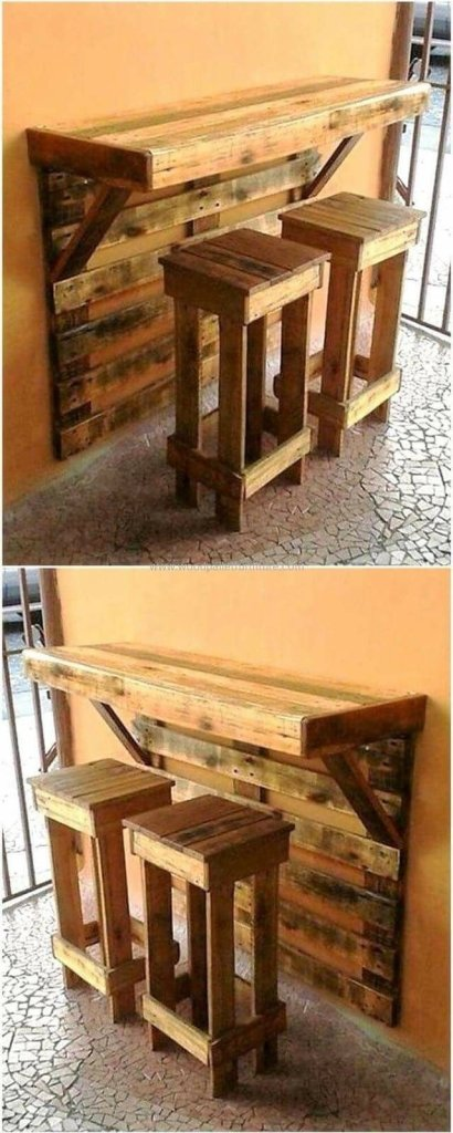 DIY Pallet Projects 14