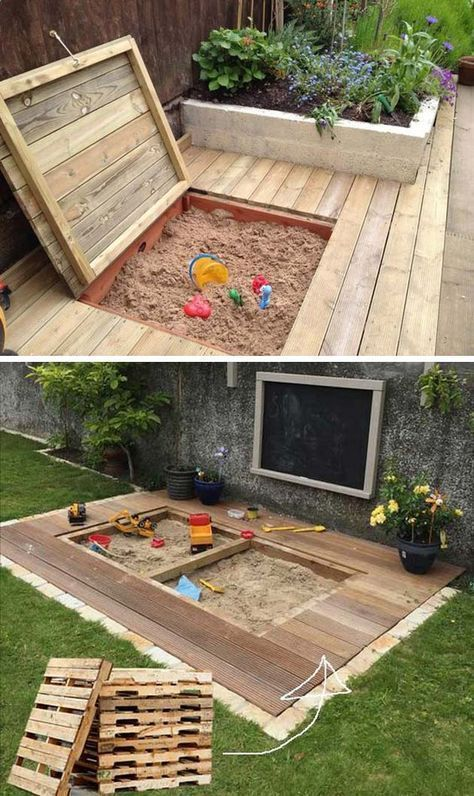 DIY Pallet Projects 28