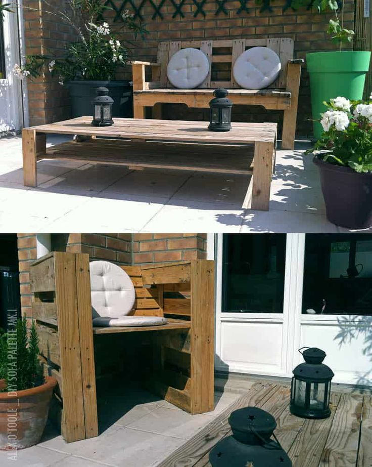 DIY Pallet Projects 9