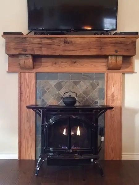 Diy Fireplace 11