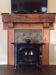 Diy Fireplace 11