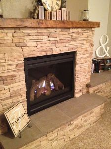 Diy Fireplace 16