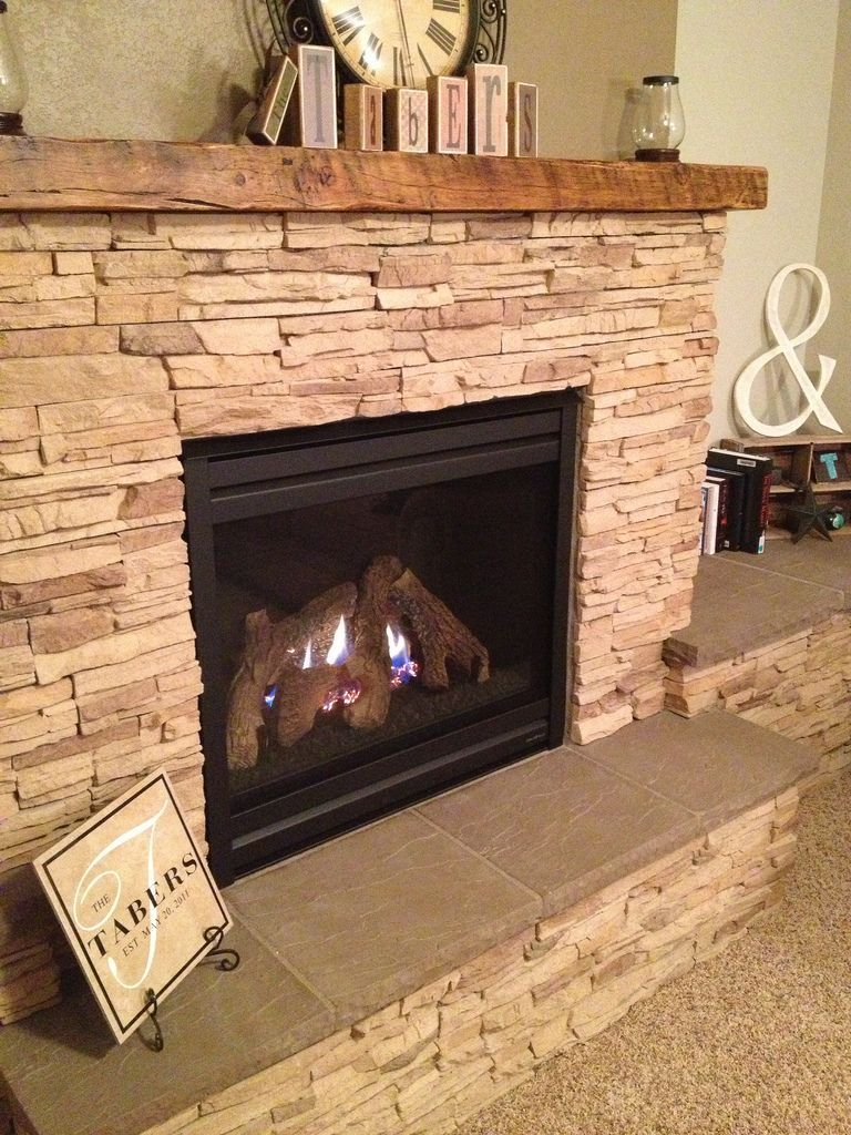 Diy Fireplace 16