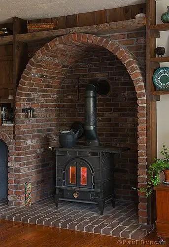 Diy Fireplace 5