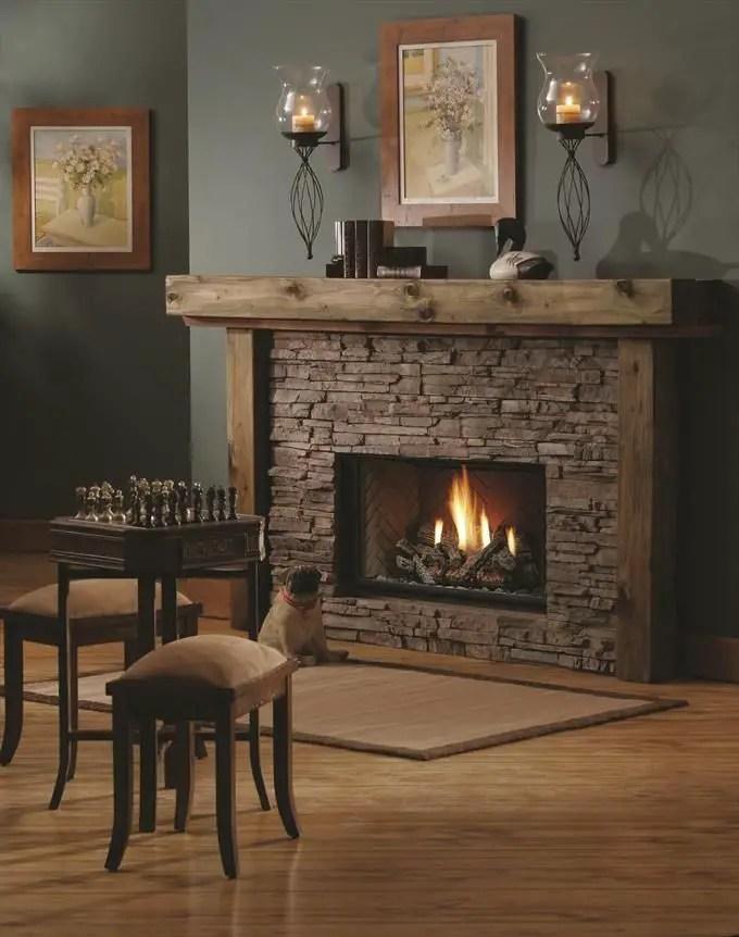 Diy Fireplace 8
