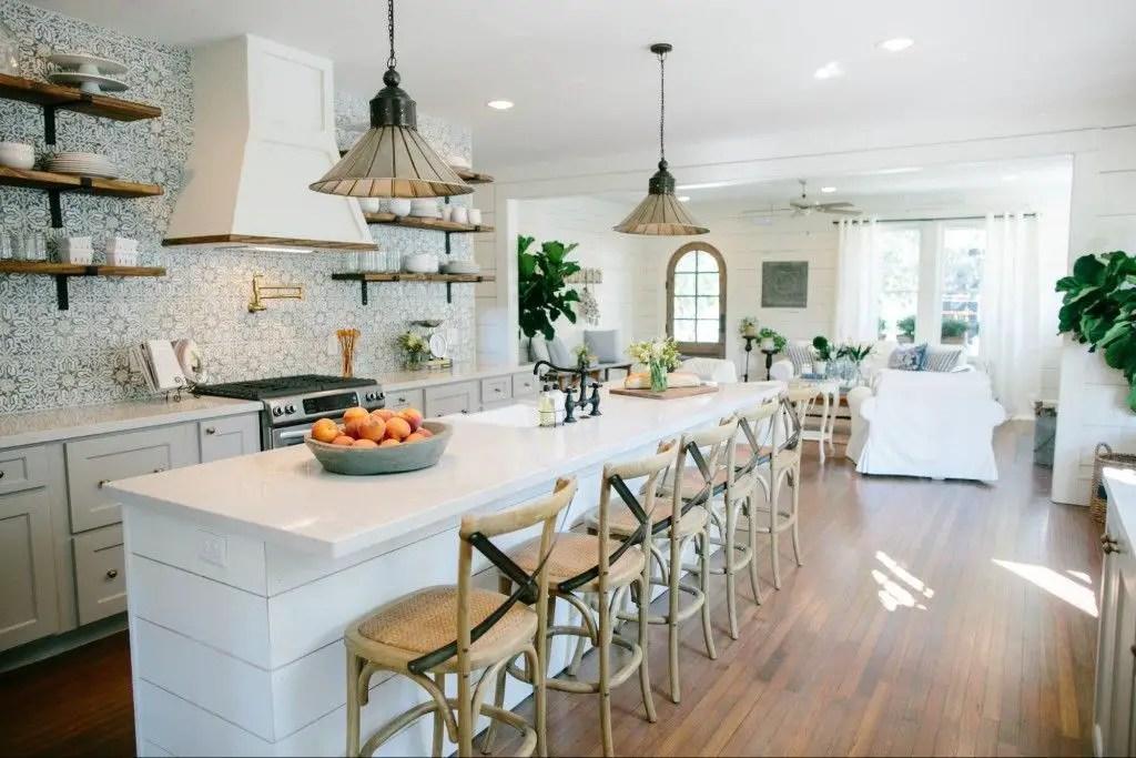 Farmhouse Kitchen 14