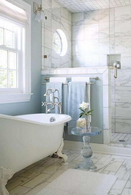 Small Master Bathroom 1