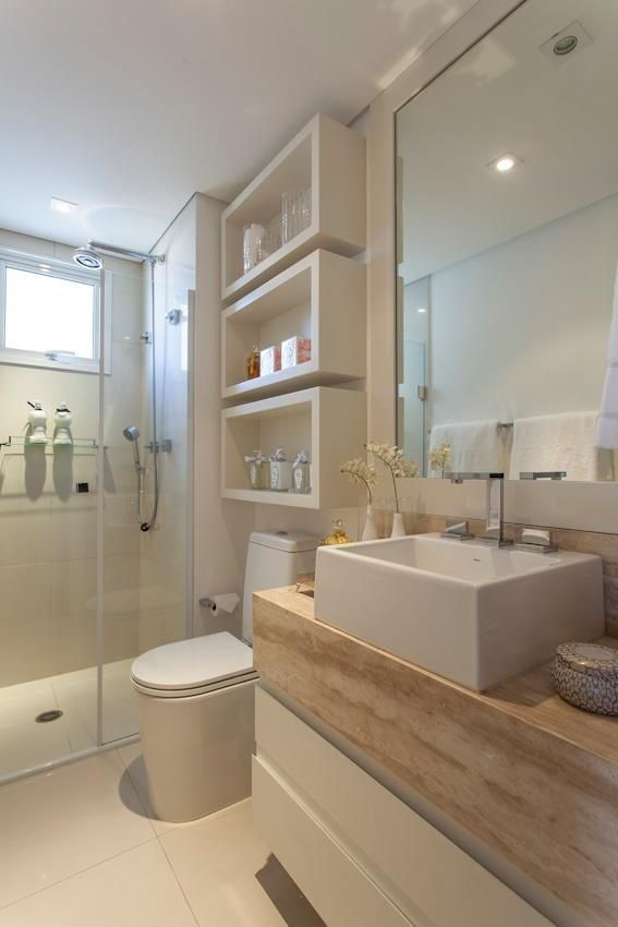 Small Master Bathroom 24