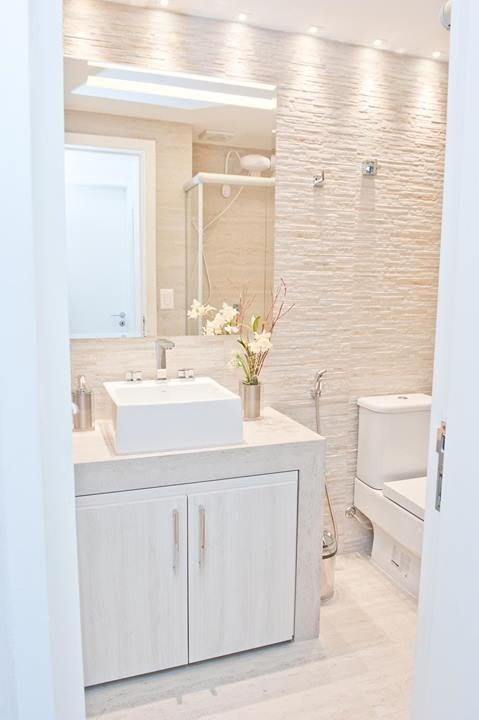 Small Master Bathroom 3