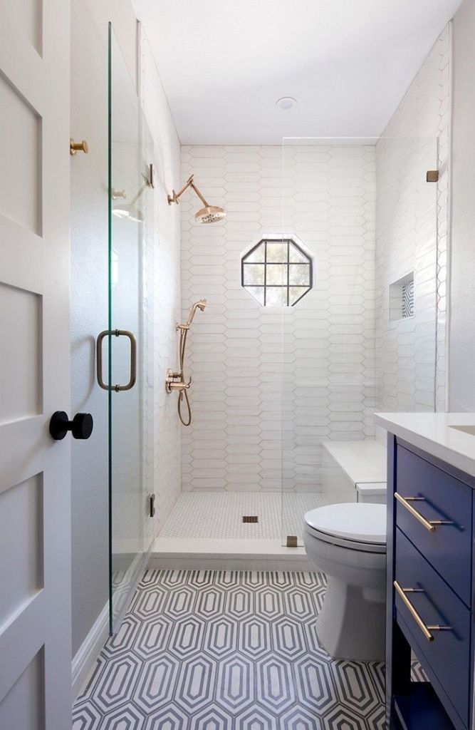 Small Master Bathroom 32
