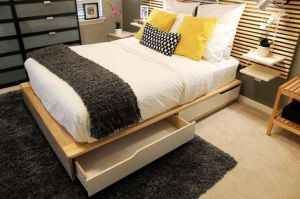 Small Spaces Bedroom 1