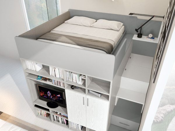 Small Spaces Bedroom 23