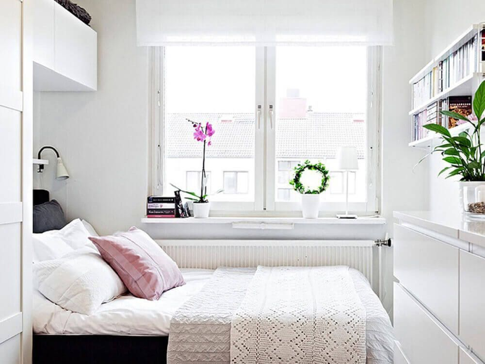 Small Spaces Bedroom 25