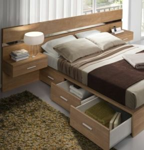 Small Spaces Bedroom 8