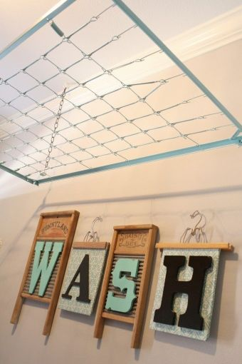 Small Laundry Room Ideas 17