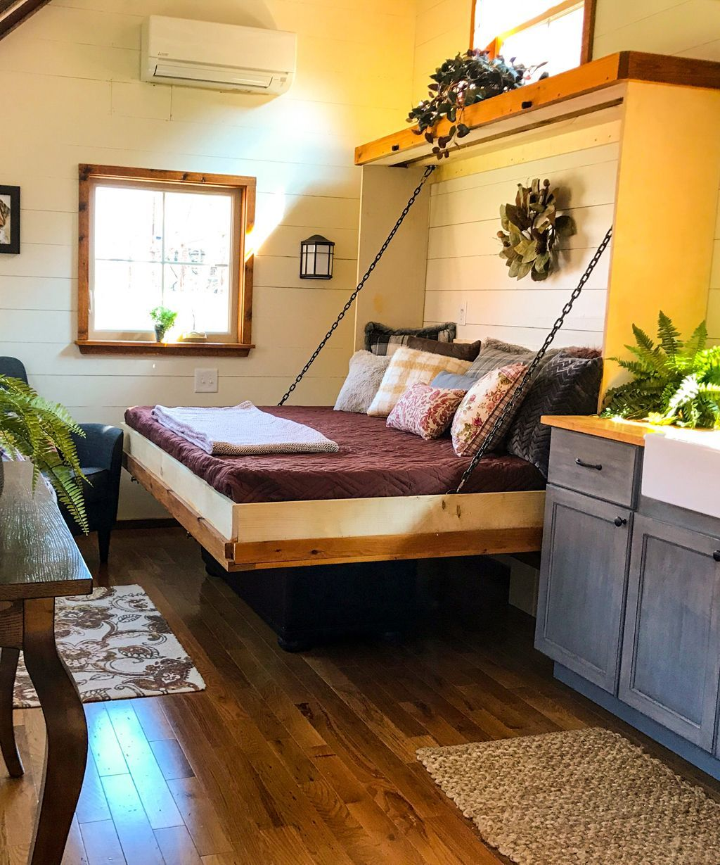 Home Storage Ideas For Small Spaces: 20 Smart Tiny House Storage And Organizing Ideas