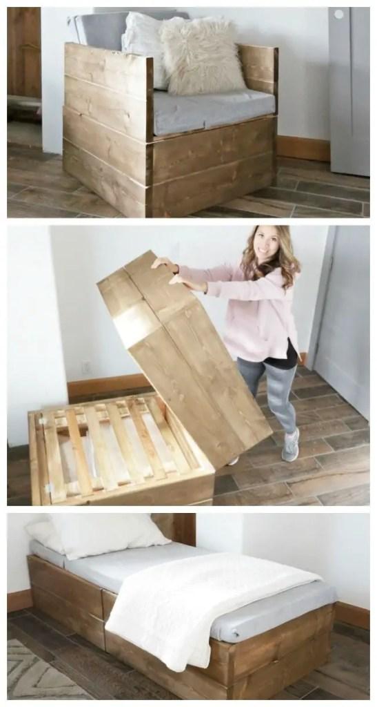 Tiny House Storage 16