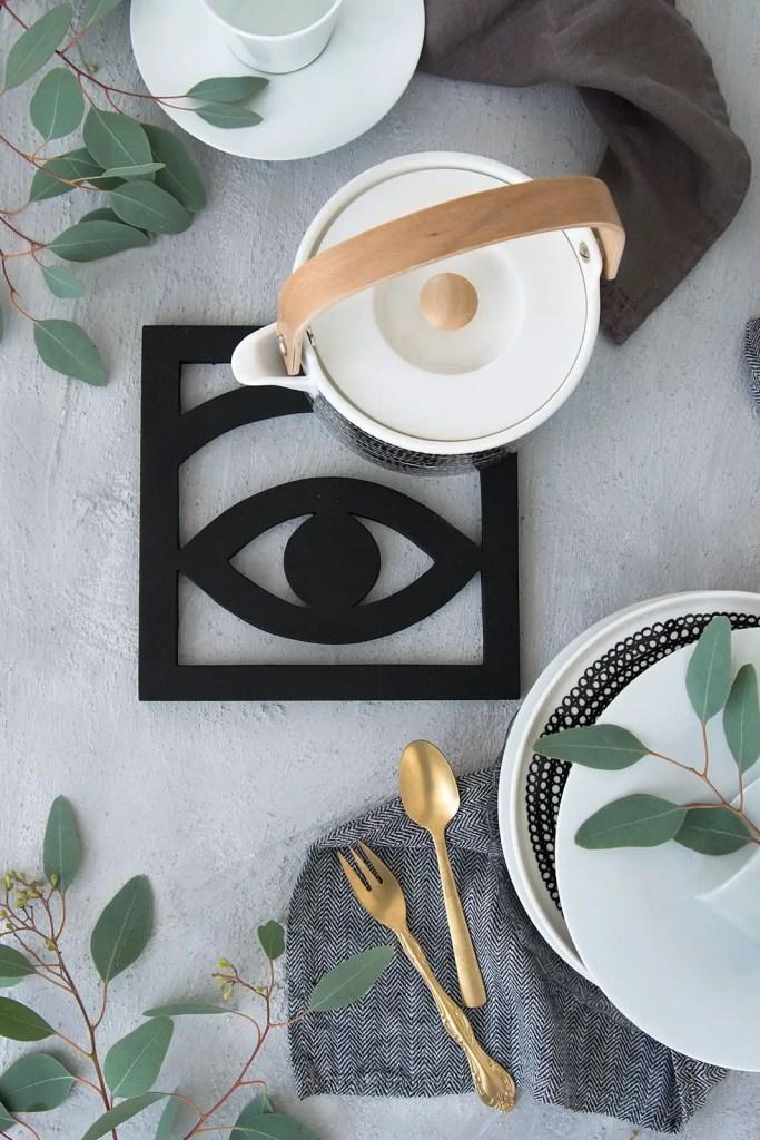 Handmade DIY Kitchen Decor 1