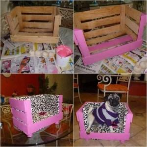 Pallet Dog Beds 25