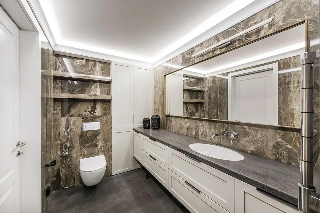 Vilnius Valakampiuose's Bathroom