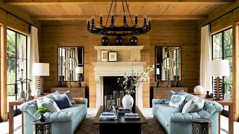 Khloé Kardashian luxurious mansion Design By Martyn Lawrence Bullard