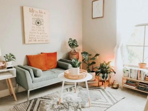 Muebles de esquina para tu sala de estar