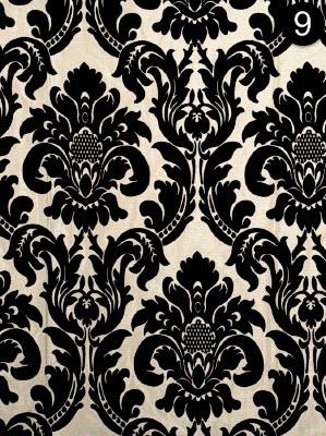 Fabric: Fabricut - Crystal City - Black Pearl 3430003