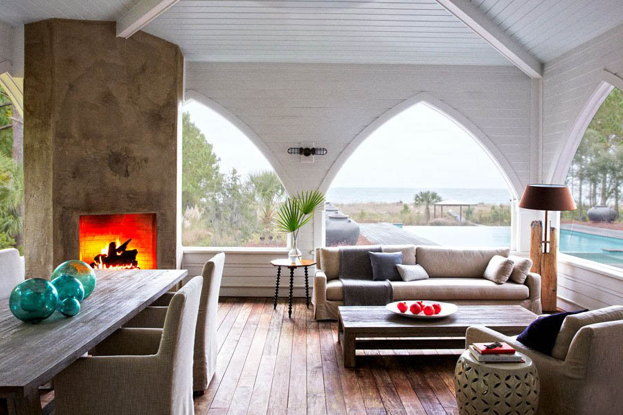 4 Dreamy Celebrity & Designer Vacation Homes DecoratorsBest Blog