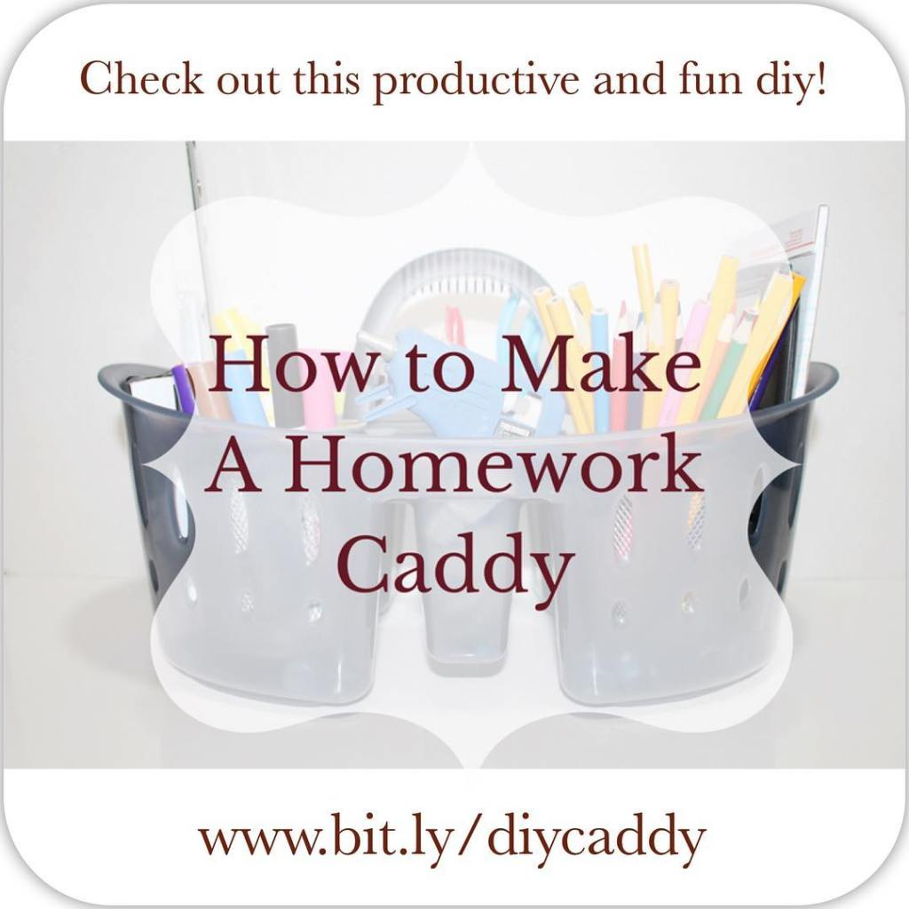 This fun DIY is perfect for your childs home workhellip