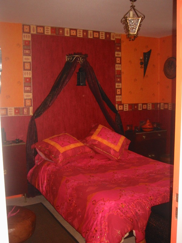 dcoratrice  Relooking dune chambre Orientale