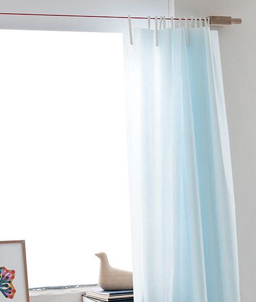 Cmo instalar cortinas en un trix
